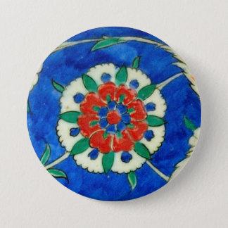 iznik ceramics button