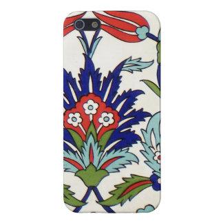 Iznik ceramics Case Savvy Case For iPhone 5