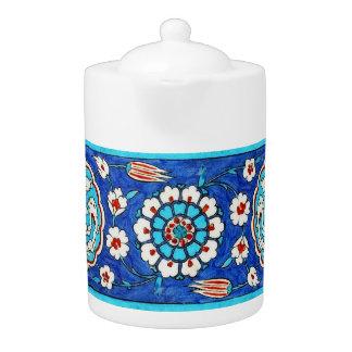 iznik ceramics Teapot