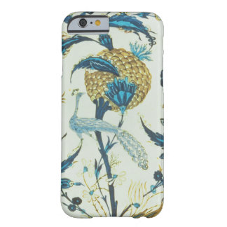 Iznik dish painted with a peacock perched among fl barely there iPhone 6 case