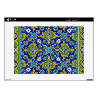 "iznik tile 15"" laptop decal"