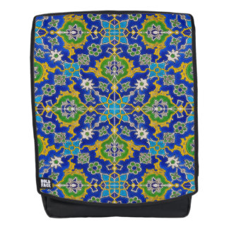 iznik tile backpack