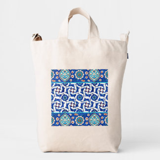 iznik tile duck bag