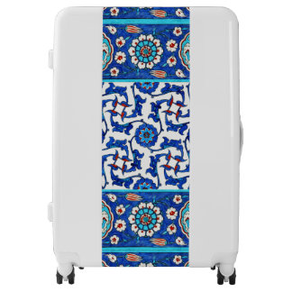 iznik tile luggage