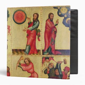 """Izquierda del alto altar de San Pedro Carpeta 1 1/2"""""""