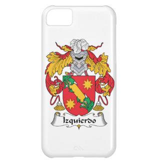 Izquierdo Family Crest iPhone 5C Covers