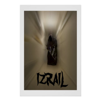 IZRAIL: THE ANGEL OF DEATH POSTER