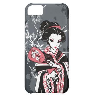 Izumi el chica de geisha de Kawaii del dibujo anim