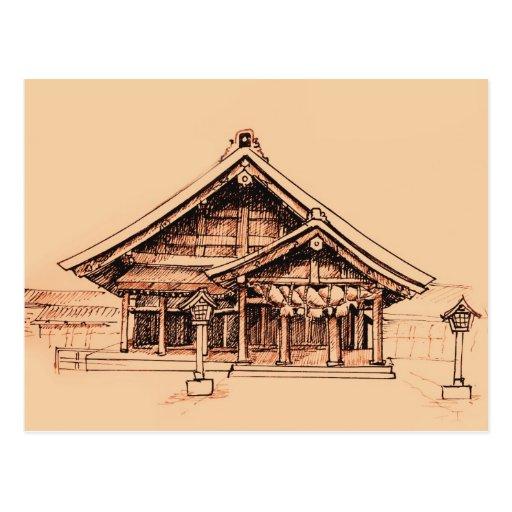Izumo-Taisha Postal