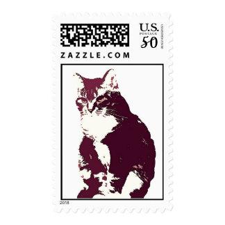 Izzy Immortalized Postage