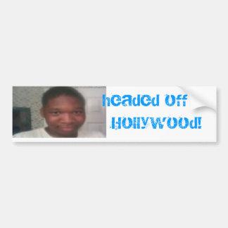Izzy Kahn- bumper sticker