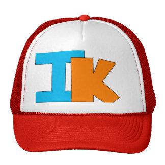izzy kahn large logo hat