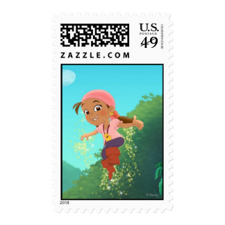 Izzy Postage Stamps