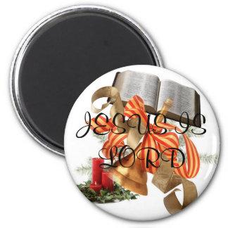 j0384882, JESUS IS LORD Magnet