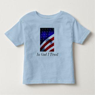 j0400756, In God I Trust Toddler T-shirt