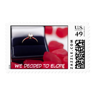 j0422275, We decided to Elope Stamp