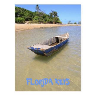 j0433329, LLAVES de la FLORIDA Tarjetas Postales