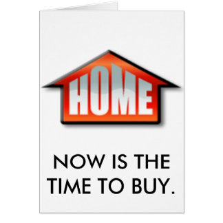 j0434907, NOW IS THE TIME TO BUY. Card