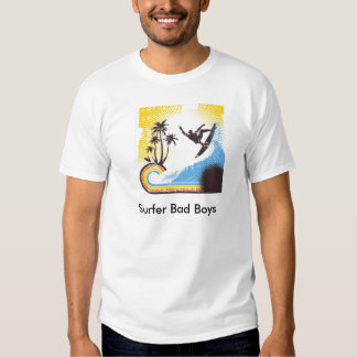 j0438437, Surfer Bad Boys Tee Shirt