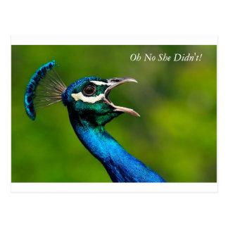 ¡j0441090, mariposas están libres, oh ningún ella tarjeta postal