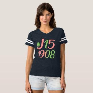 J15 1908 Football Jersey T-shirt
