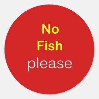 j2 - de la petición de la comida NINGUNOS PESCAD Etiqueta