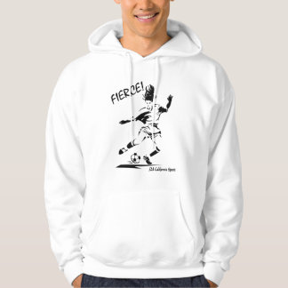 j2a Fierce! Girls Soccer Sweatshirt