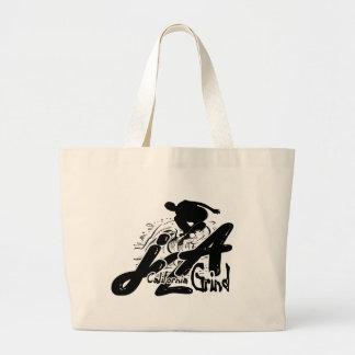 j2A main logo Beach Bag
