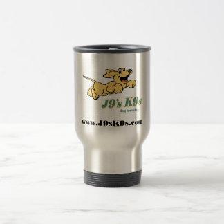 J9's K9s Travel Mug