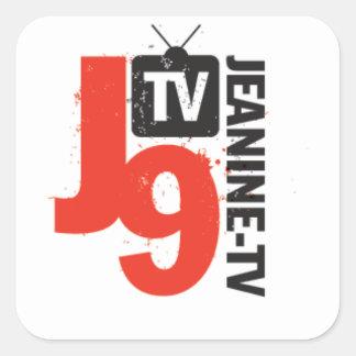 J9TV Stickers