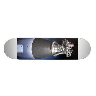 J-2X Rocket Engine Skateboard