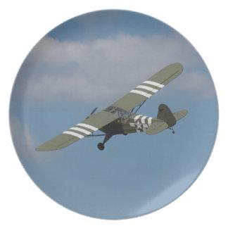 J-3 Cub Soaring Plate