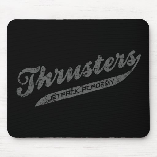 J.A. Thrusters Mouse Pad