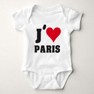 J´AIME PARIS CAMISAS