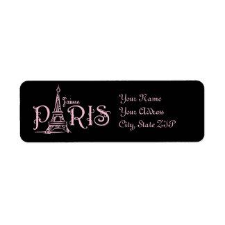 J aime Paris Dark Label