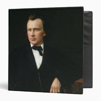 J. Brahms, c.1860 3 Ring Binders