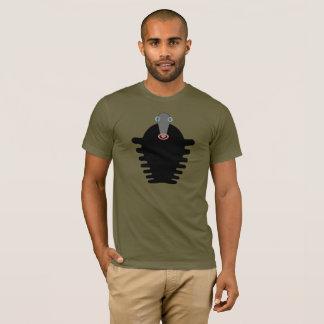 J-Brrr Clupkitz Fabric Torso Ornament T-Shirt