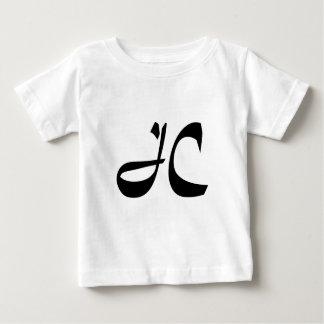 J C. Jesus Christ. Add your own message . . . Tshirt