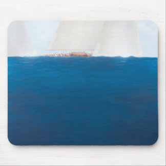 J Class Racing The Solent 2012 Mouse Pad