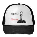 """J.crown - """"rap"""" Merch de los amantes Gorro"""
