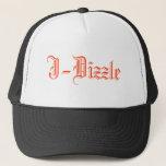 """J-Dizzle Trucker Hat<br><div class=""""desc"""">J-Dizzle hat</div>"""