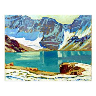 J.E.H. MacDonald - Lake McArthur, Yoho Park Postcard