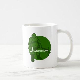 J está para los Jack-en-Hierros Taza De Café