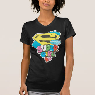 J-Estallido 5 de Supergirl Remeras