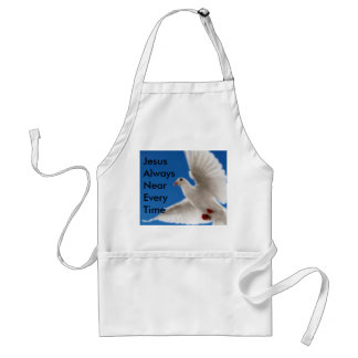 (J)esus(A)lways(N)ear(E)very(T)ime Adult Apron