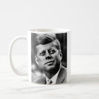 J.F.K. mug