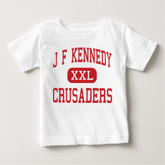 J F Kennedy - Crusaders - Middle - Natick Baby T-Shirt