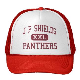 J F Shields - Panthers - High - Beatrice Alabama Hats
