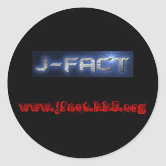 J-Fact Stickers