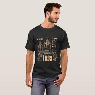 J.H. HILL LANTERN TUBULAR SHIRT 1899 PATENT